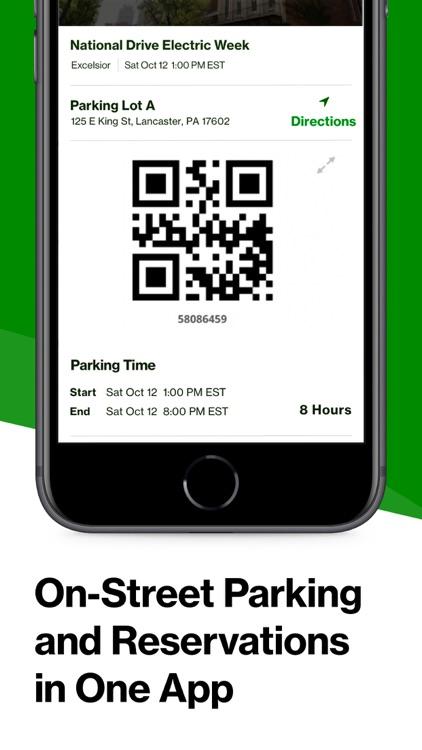 ParkMobile - Find Parking screenshot-4