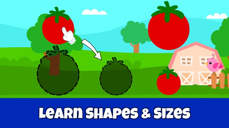 Toddler Puzzle Games for Kids~ screenshot-4