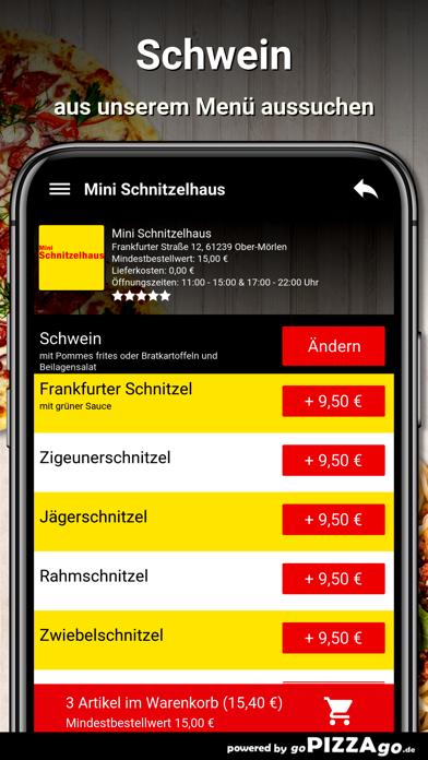 Mini Schnitzelhaus Ober-Mörle screenshot 5