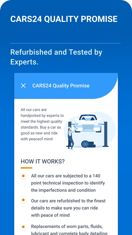 CARS24® – Sell & Buy Used Cars screenshot-5