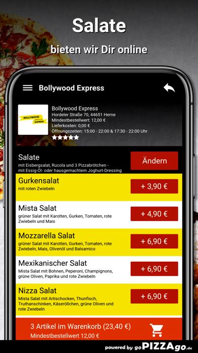 Bollywood Express Herne screenshot 5