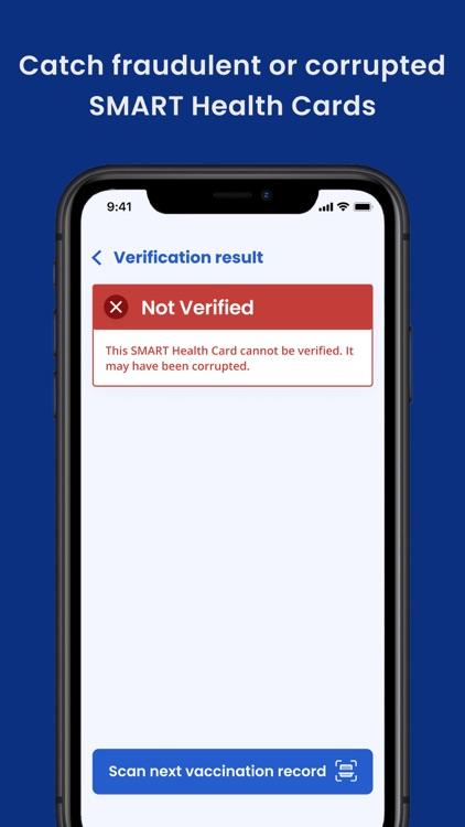 SMART Health Card Verifier screenshot-5