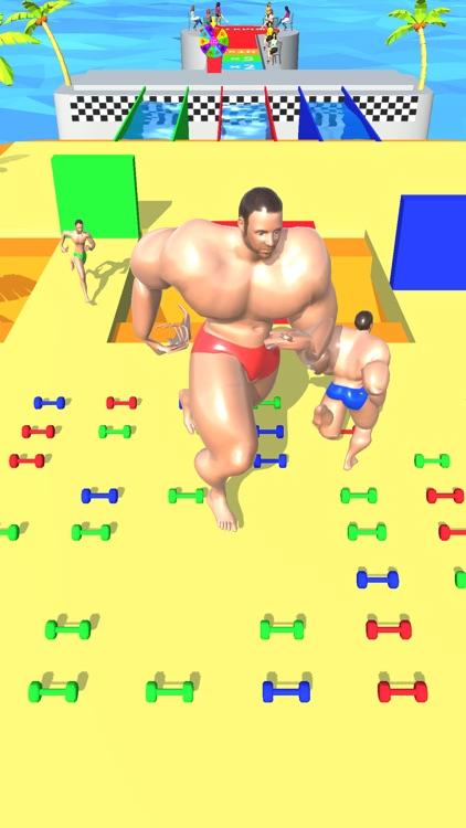 Muscle Race 3D