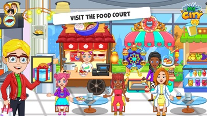 My City : Shopping Mall screenshot 5