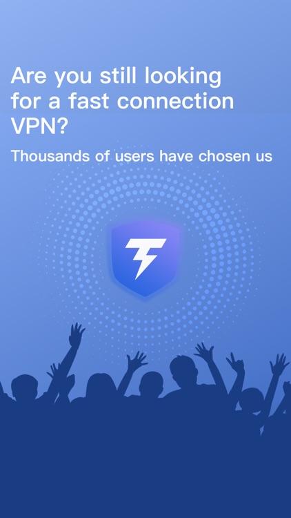 Thunder VPN - Secure VPN Proxy