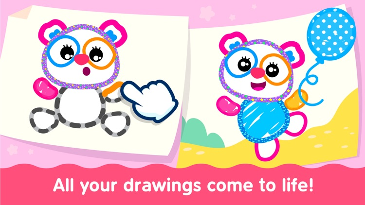 Drawing Games Learning Kids 2