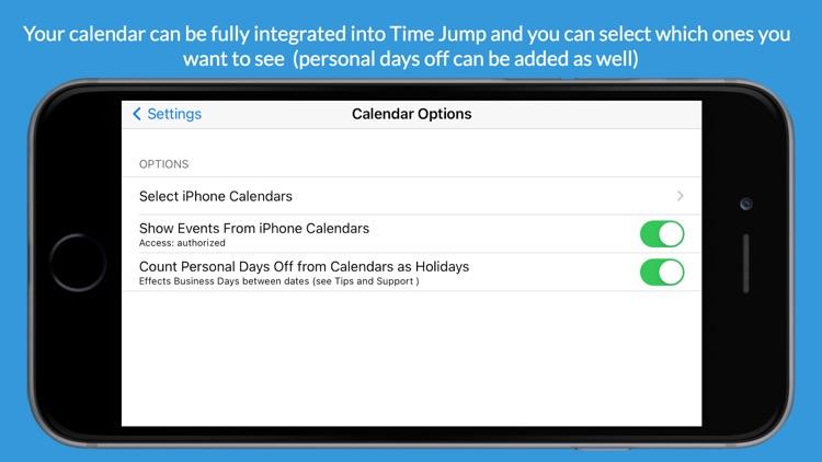 Time Jump - Date Calculator screenshot-6