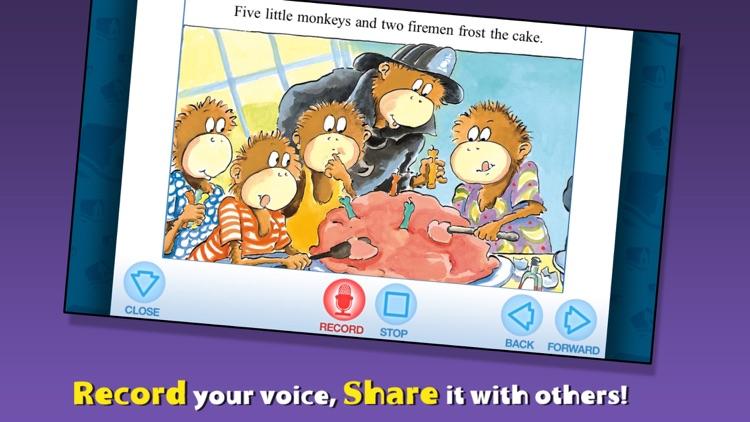 5 Monkeys Bake a Birthday Cake screenshot-3