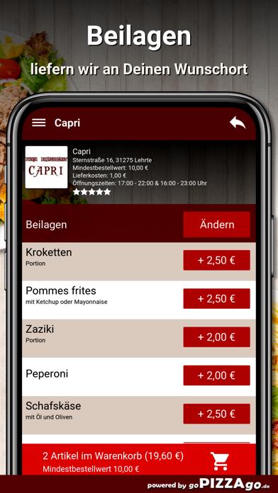 Capri Lehrte screenshot 6
