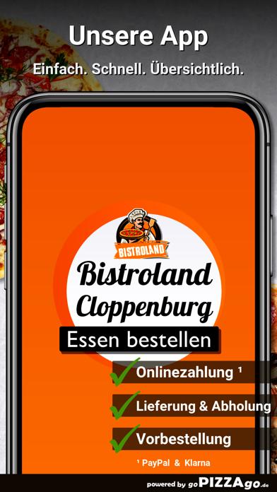 Bistroland Cloppenburg screenshot 1