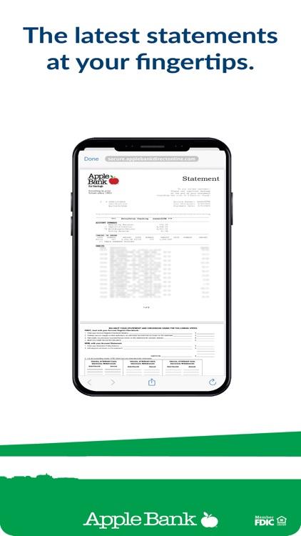 Apple Bank Mobile Banking screenshot-7