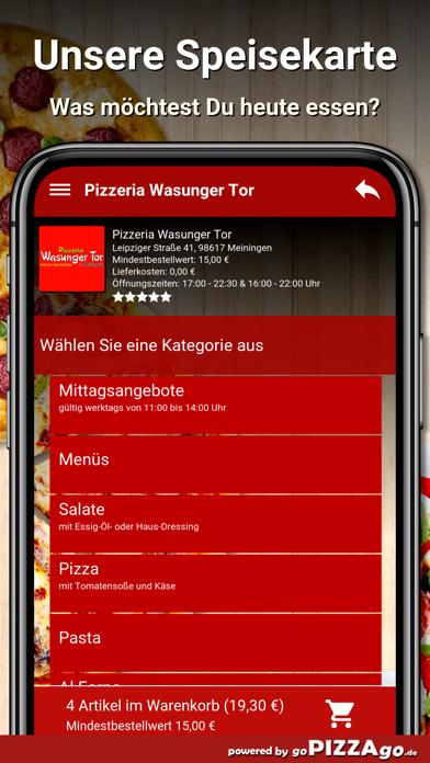 Wasunger Tor Meiningen screenshot 4