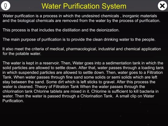 Water Purification System screenshot 10