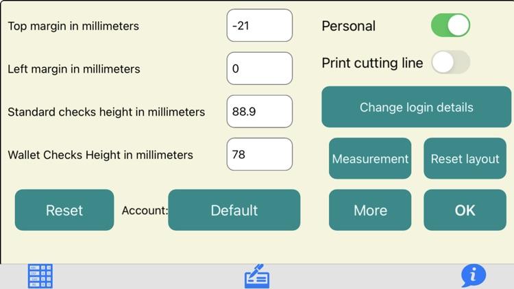 Check Printer Basic screenshot-3