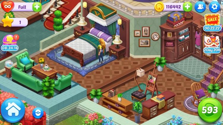 Sweet Home Story screenshot-4