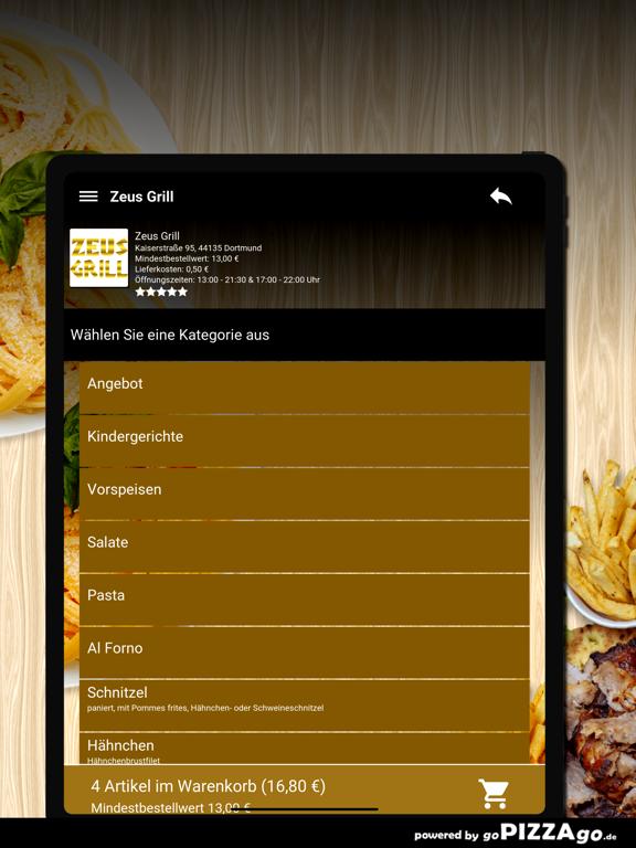 Zeus Grill Dortmund screenshot 8