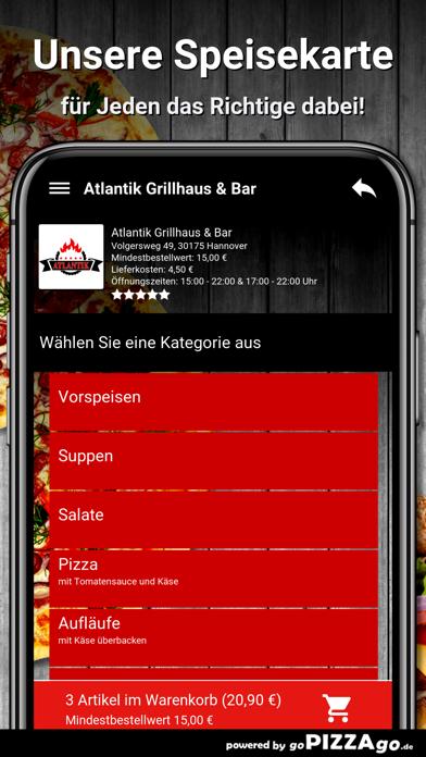 Atlantik Hannover screenshot 4