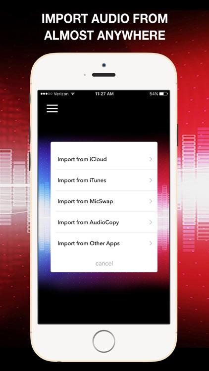 AudioMaster: Audio Mastering screenshot-7