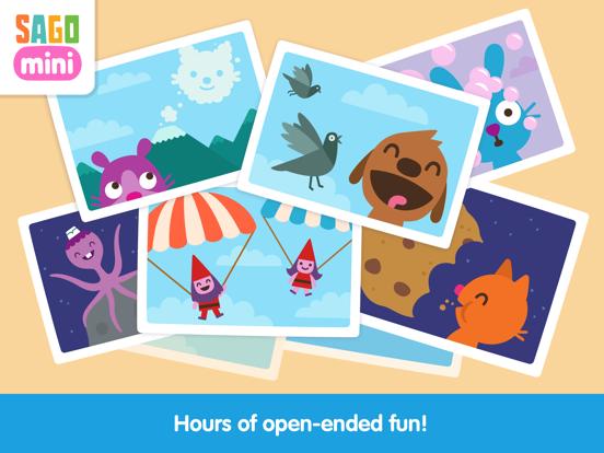 Sago Mini Planes Adventure screenshot 9