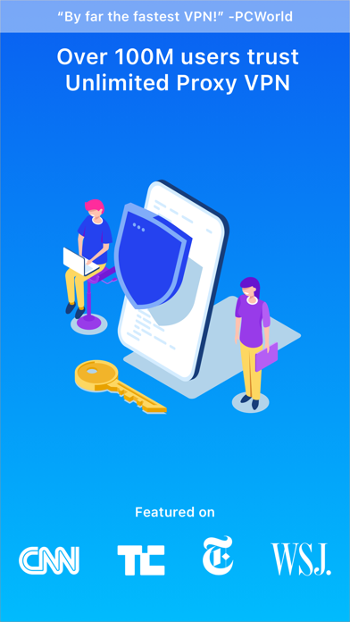 Tải về Hotspot VPN Proxy & AdBlock cho Pc