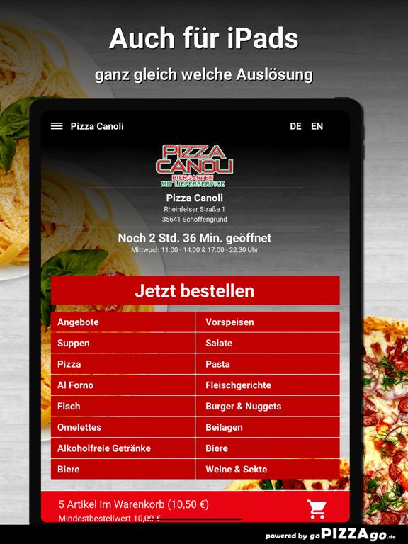 Pizza Canoli Schöffengrund screenshot 7