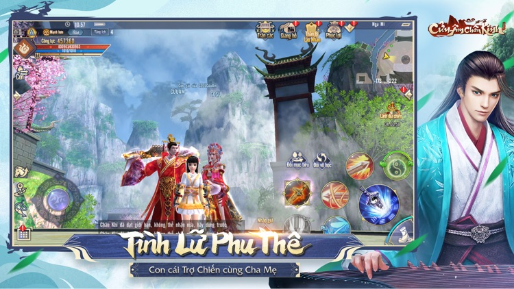 Cửu Âm Chân Kinh - GOSU screenshot-5