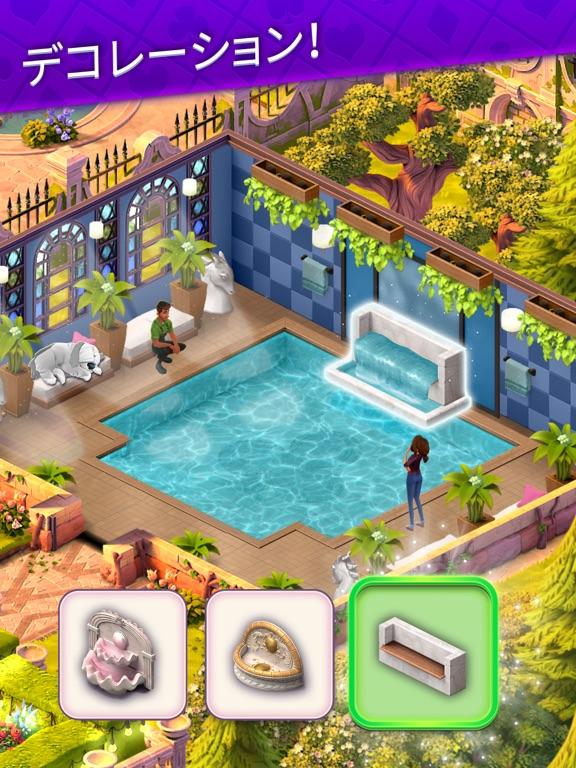 ソリティアストーリー: Ava's Manorのおすすめ画像6