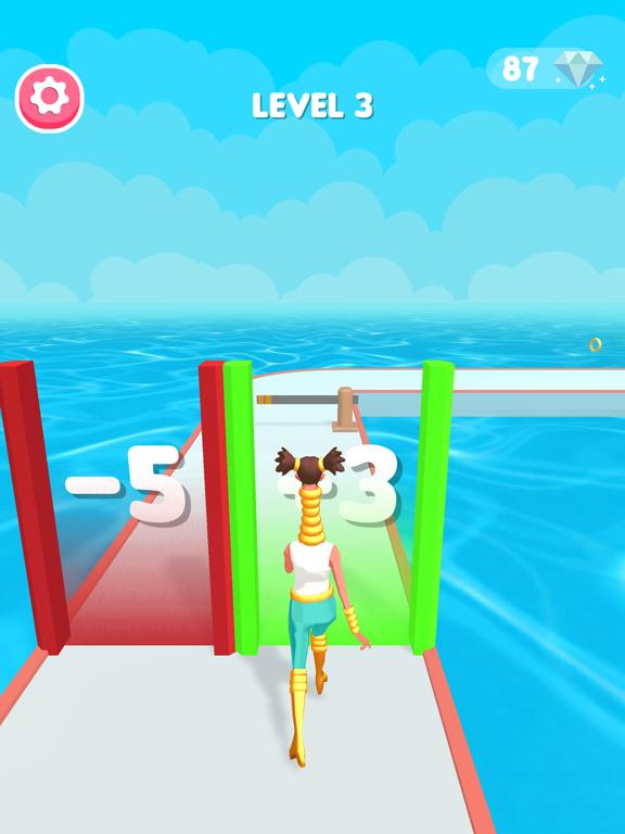 Long Neck 3D screenshot 13