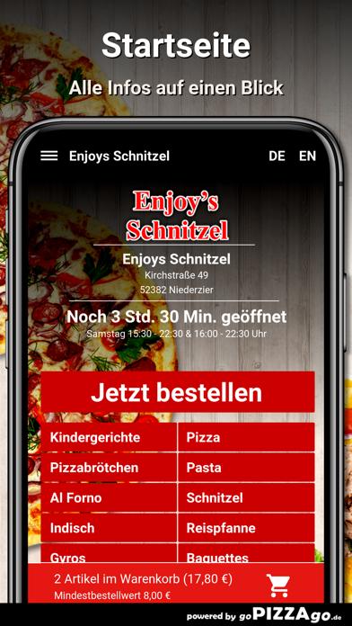 Enjoys Schnitzel Niederzier screenshot 2