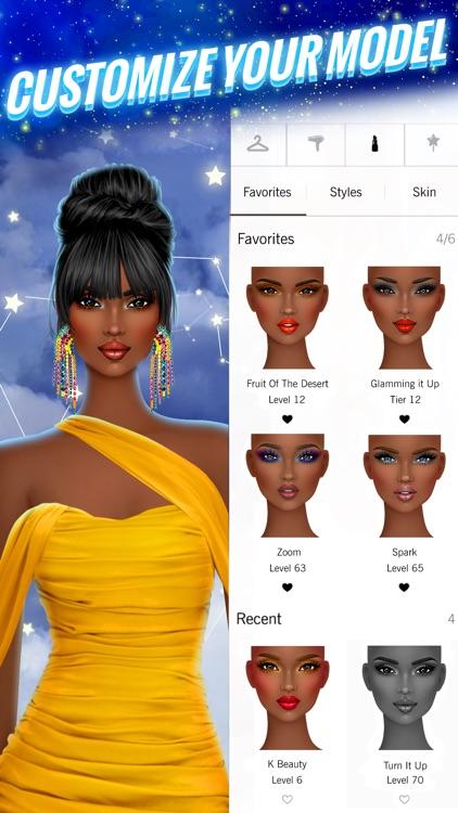 Covet Fashion: Model Makeover screenshot-4