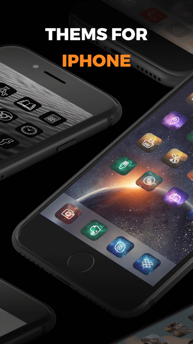 Fancy Widgets & Themes screenshot 1