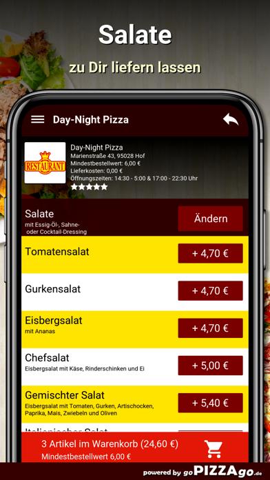 Day-Night Pizza Hof screenshot 4