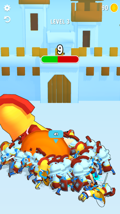 Crowd Fight 3D screenshot 5