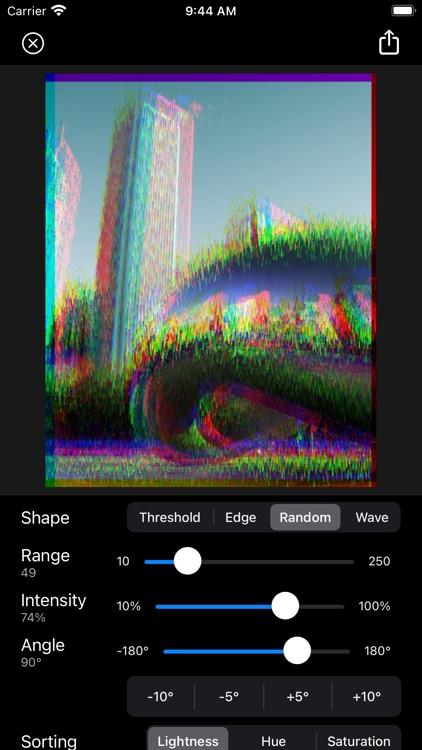Glitch Pixels screenshot-6