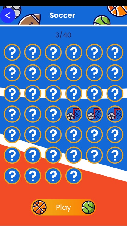 Sport Fans Quiz screenshot-9