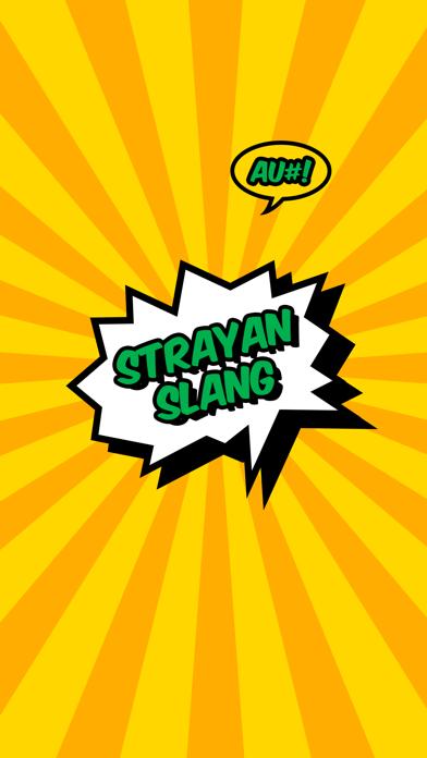 Strayan Slang screenshot 1