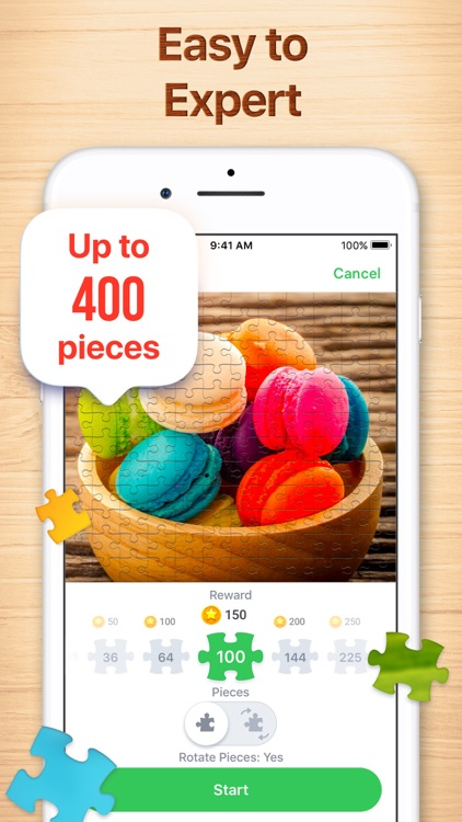 Jigsaw Puzzles - Puzzle Games screenshot-3