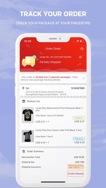 LovelyWholesale-Shopping screenshot-9