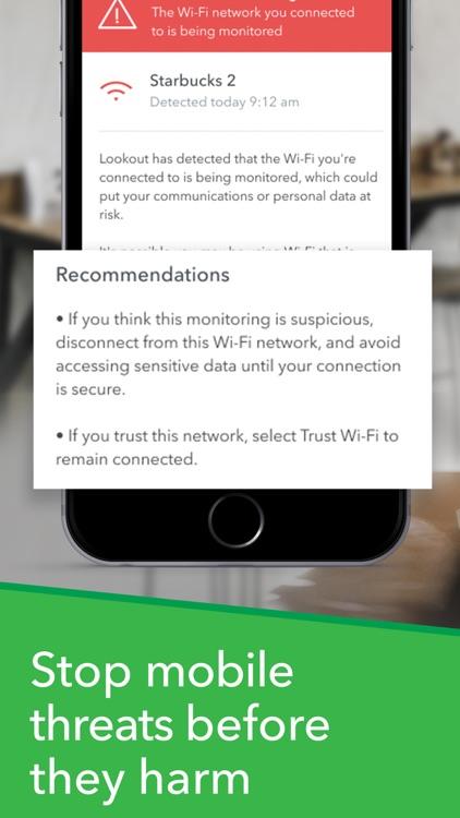 Mobile Security - Lookout screenshot-4