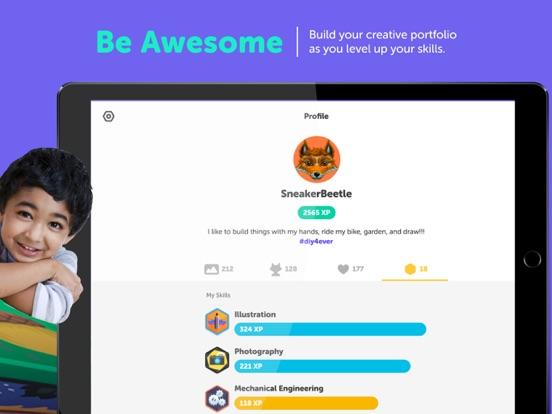 iPad Image of DIY - The Learning Community