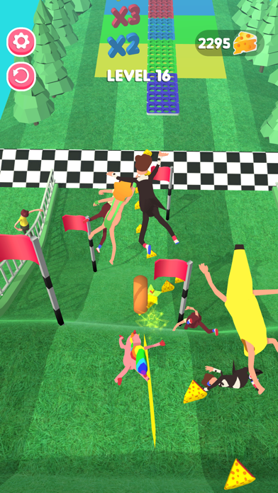 Cheese Chasers screenshot 4