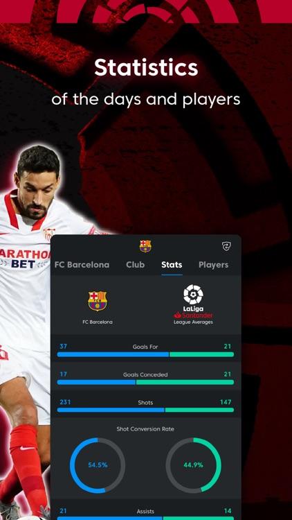 La Liga - Official Soccer App screenshot-7