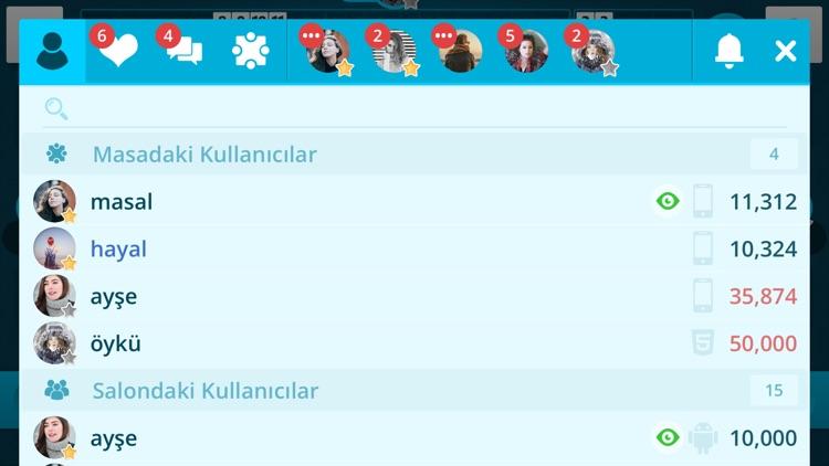 101 Yüzbir Okey screenshot-4