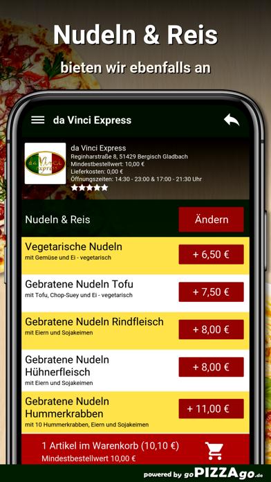 Da Vinci Bergisch Gladbach screenshot 6