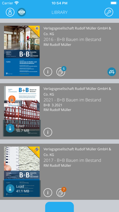 B+B Bauen im Bestand screenshot 2