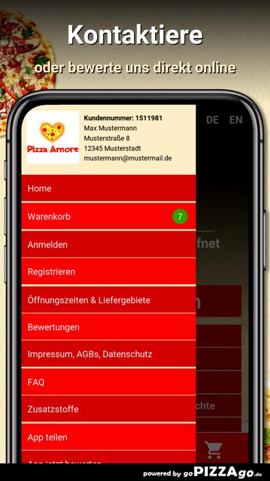 Pizza Amore Speyer screenshot 1