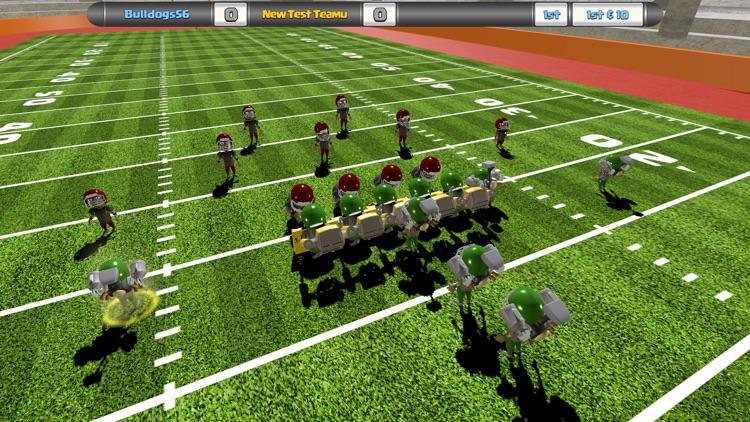 Bobblehead College Football screenshot-3