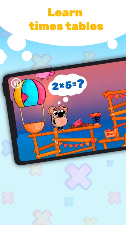 Multiplication Games For Kids. screenshot-0