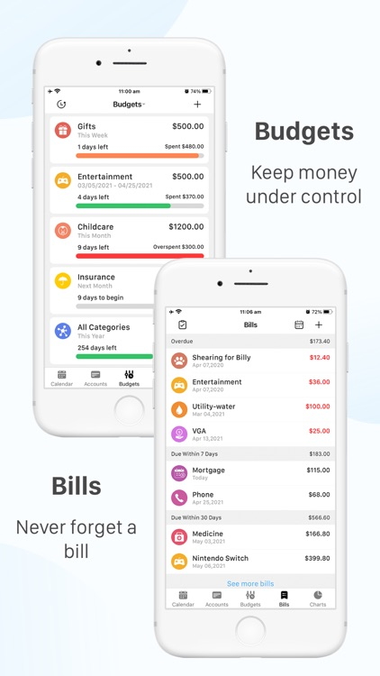 Account Tracker - bWallet Pro screenshot-4