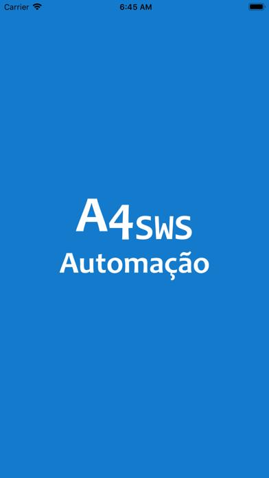 A4sws Automação screenshot 1